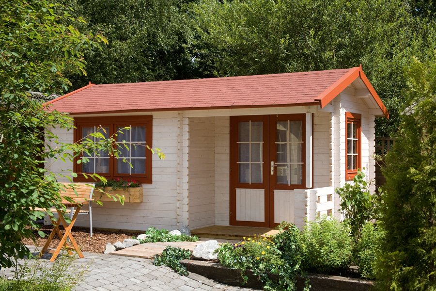 gartenh user gartenh user und pavillons holz im garten. Black Bedroom Furniture Sets. Home Design Ideas