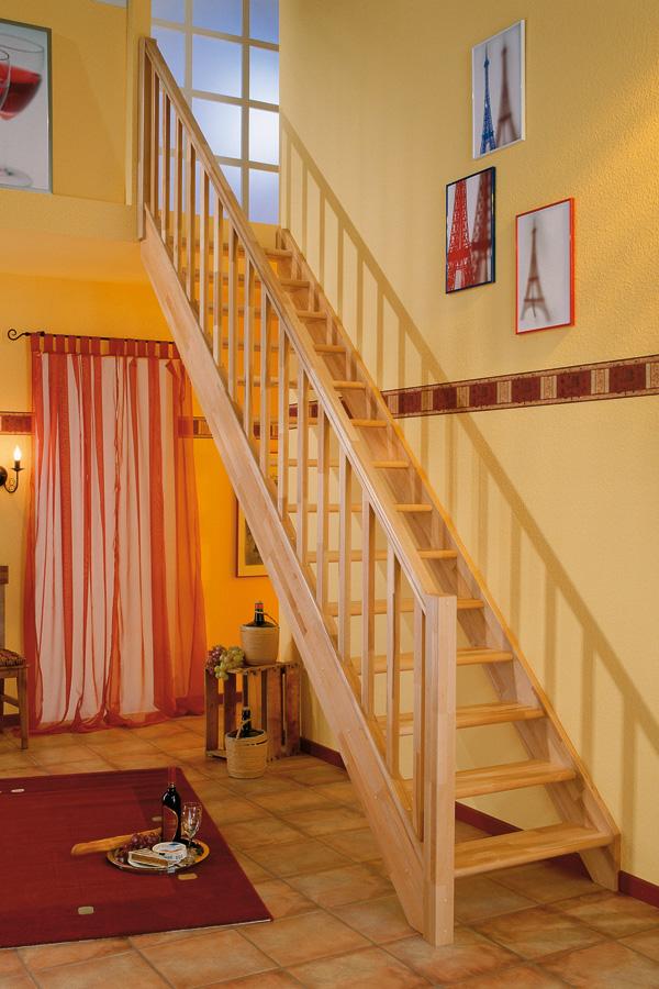 neubau treppen produkte holz m ller in hameln und. Black Bedroom Furniture Sets. Home Design Ideas
