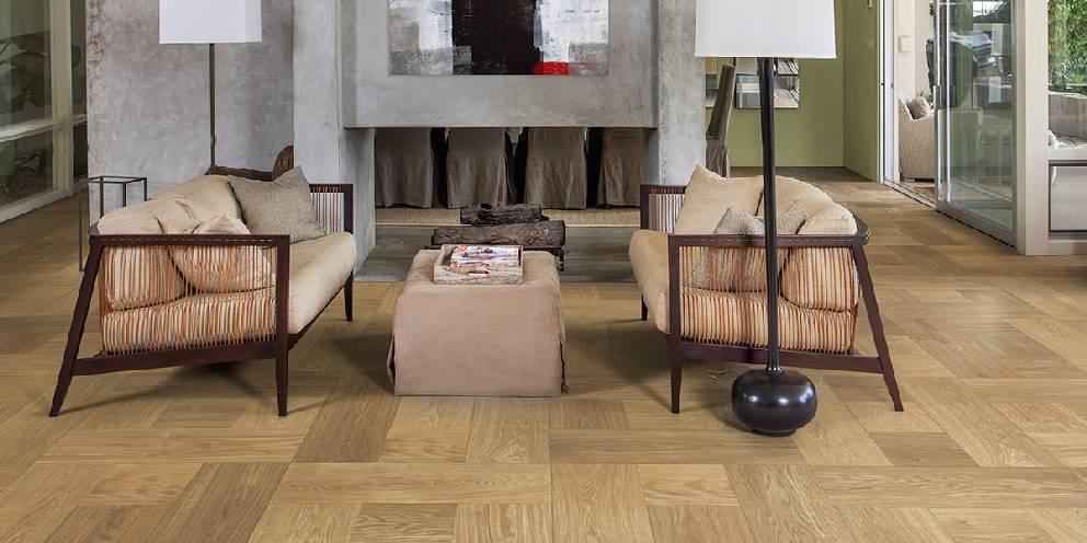 musterg ltig verlegt neue parkett kollektion mit modularen formaten. Black Bedroom Furniture Sets. Home Design Ideas