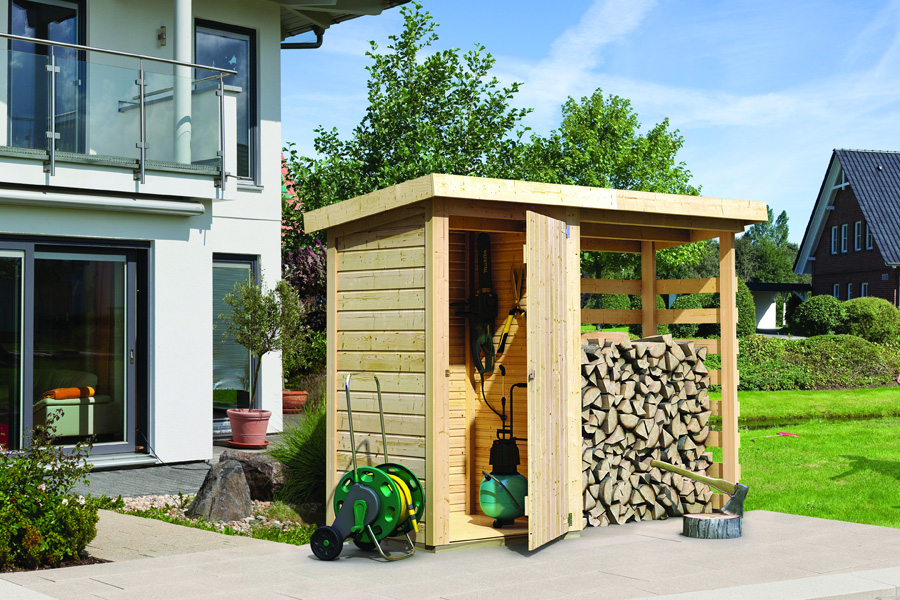 gartendekoration holz im garten produkte holz m ller. Black Bedroom Furniture Sets. Home Design Ideas