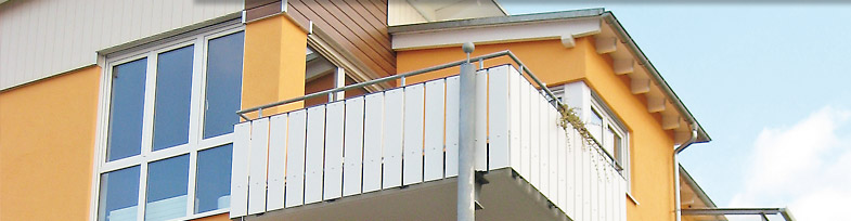 werzalit balkonverkleidung