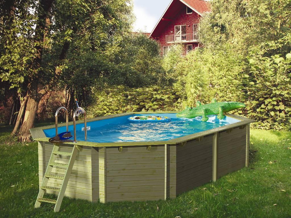Abkühlung im eigenen Garten - Holz-Müller